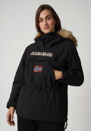 SKIDOO - Winter jacket - black 041