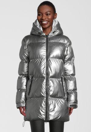 OTTAVIA - Winter coat - silber
