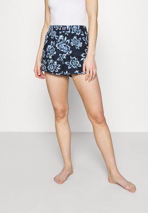 SHORT - Pantaloni del pigiama - blue