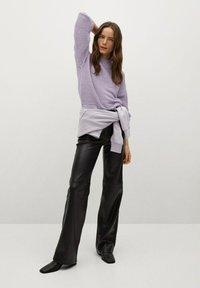 Mango - LEMONY - Jumper - light pastel purple - 1
