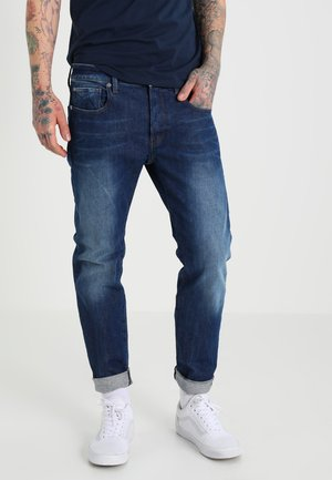 3301 STRAIGHT - Straight leg jeans - accel stretch denim