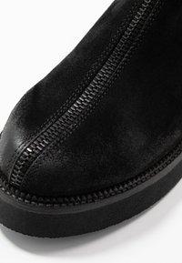 MJUS - Kotníkové boty na platformě - nero/canella - 2