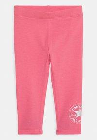 Converse - CREW JOGGER SET - Felpa - bright pink lemonade - 2