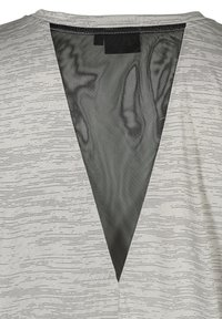Active by Zizzi - Basic T-shirt - grey - 3