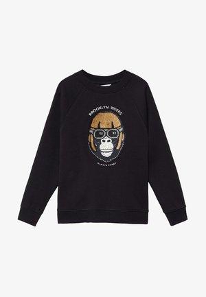 GORI - Sweatshirt - zwart