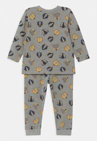 Name it - NBMNATAL SET - Kalhoty - grey melange - 1
