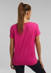 Esprit Sports - Print T-shirt - pink fuchsia - 2