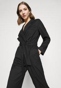 Monki - KATRINE SUITINS - Overall / Jumpsuit - black solid - 3