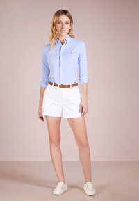 Polo Ralph Lauren - HEIDI LONG SLEEVE - Camisa - harbor island blue - 1