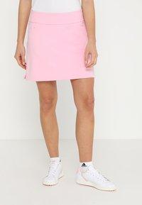 adidas Golf - ULTIMATE ADISTAR SKORT - Sports skirt - true pink - 0