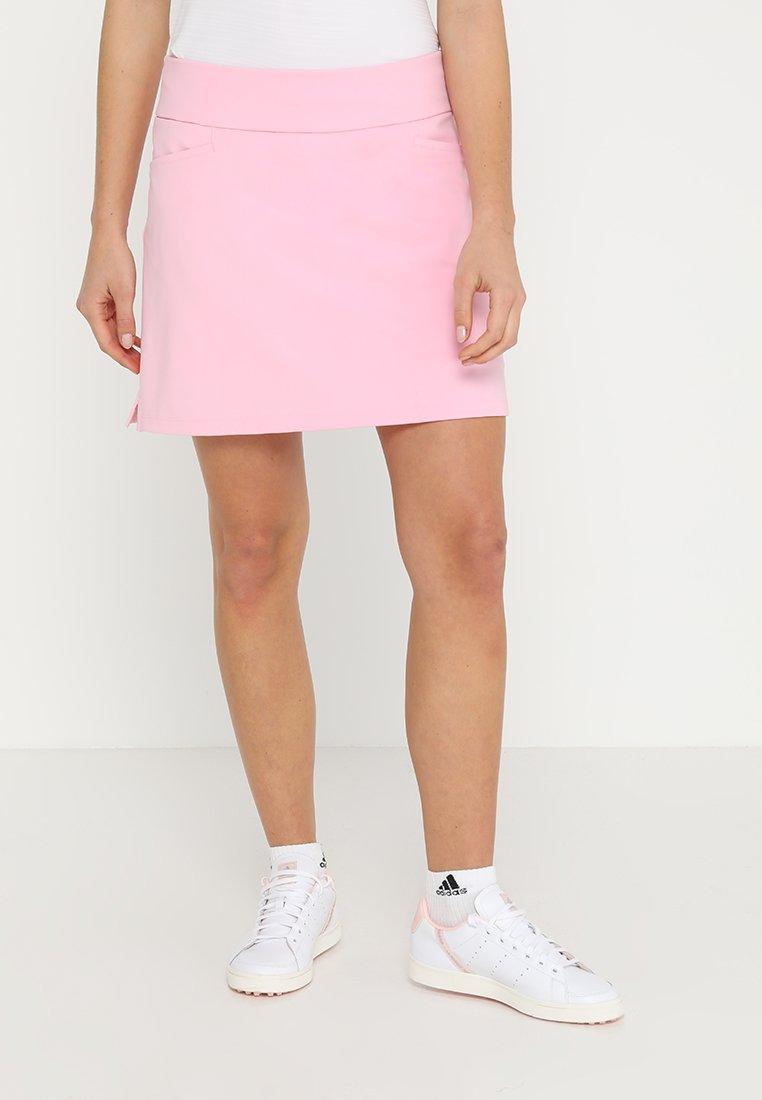 adidas Golf - ULTIMATE ADISTAR SKORT - Sports skirt - true pink