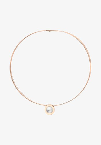 KETTE COMA - Necklace - gold-coloured