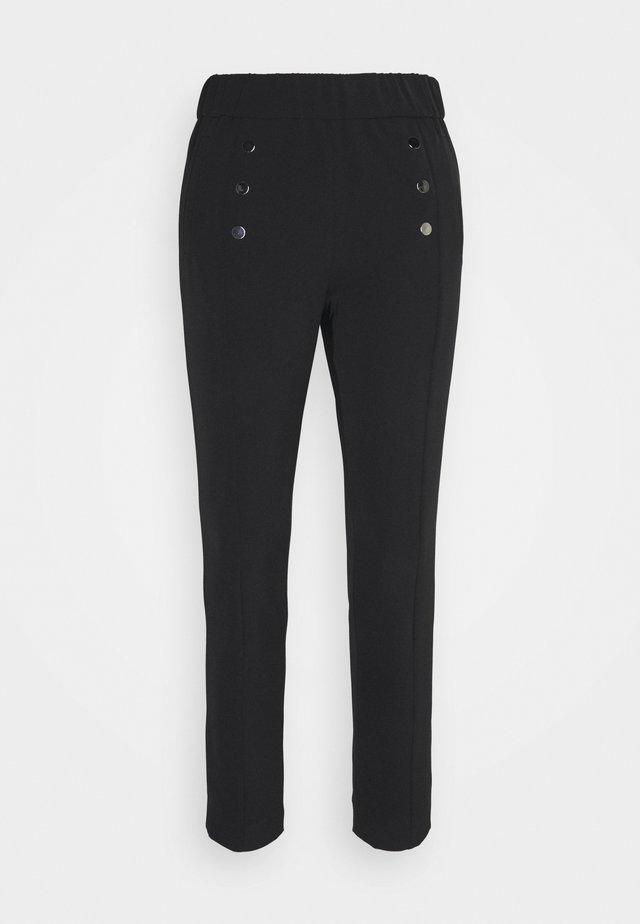 FASHIONISTA PANTS - Trousers - black