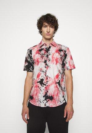 ERMINO - Shirt - open pink