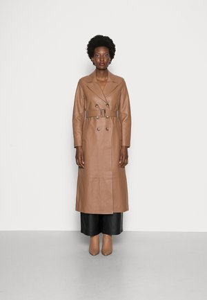 LIONNE - Classic coat - hazelnut