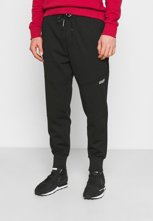 SUSTAINABLE MILANO PANT - Tracksuit bottoms - black