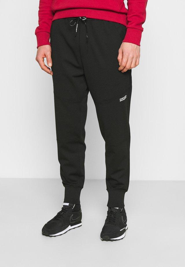 SUSTAINABLE MILANO PANT - Træningsbukser - black
