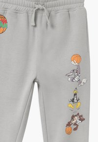 Cotton On - SPACE JAM LICENSE SLOUCH  - Pantalones deportivos - winter grey - 2