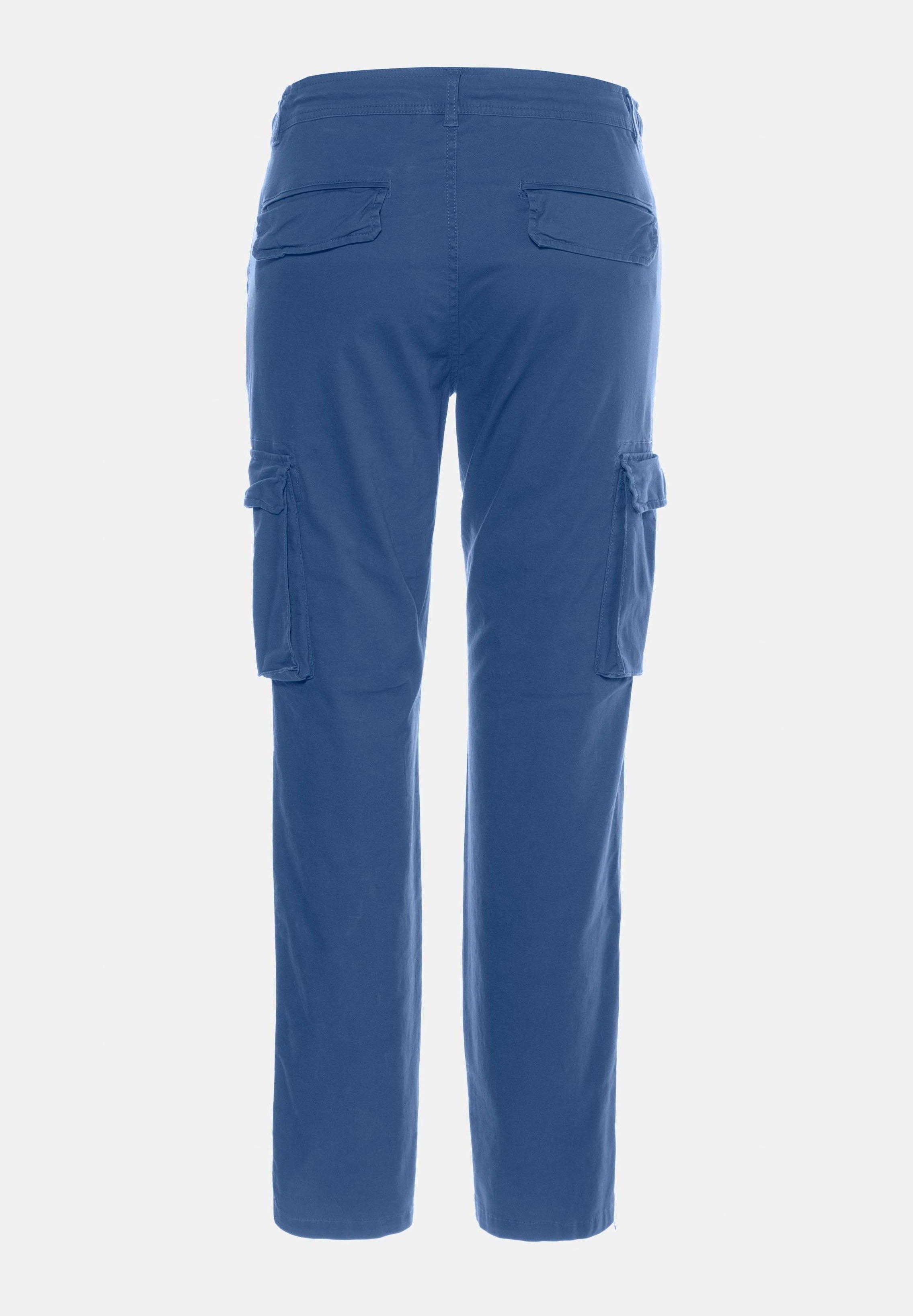 JP1880 Pantalon cargo - blau
