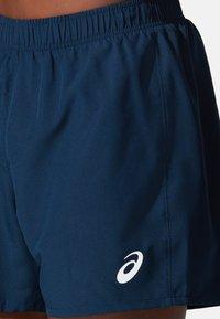 ASICS - CORE - Sportovní kraťasy - french blue - 3