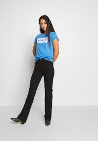 Levi's® - THE PERFECT TEE - T-shirt imprimé - marina - 1