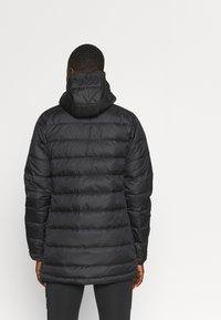 adidas Performance - ESSENTIALS DOWN - Down jacket - black - 2
