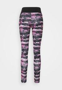 Ellesse - JYN - Collants - black/pink - 6