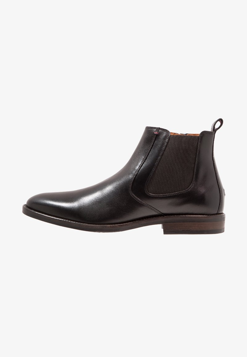 Tommy Hilfiger - DAYTONA - Classic ankle boots - black