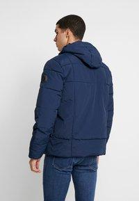 Burton Menswear London - RICH ASPEN PUFFER - Vinterjacka - blue - 2