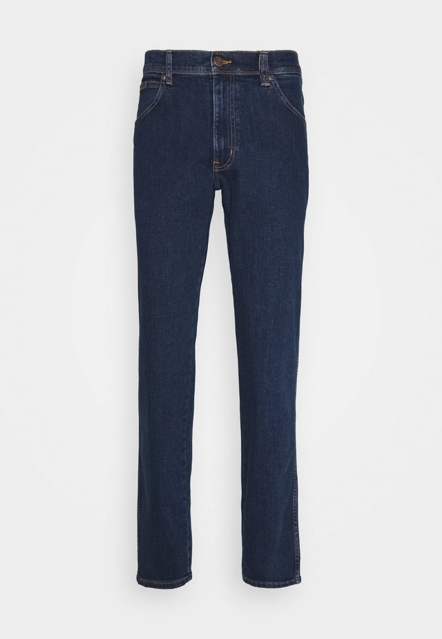 TEXAS TAPER - Jeansy Relaxed Fit - blue storm