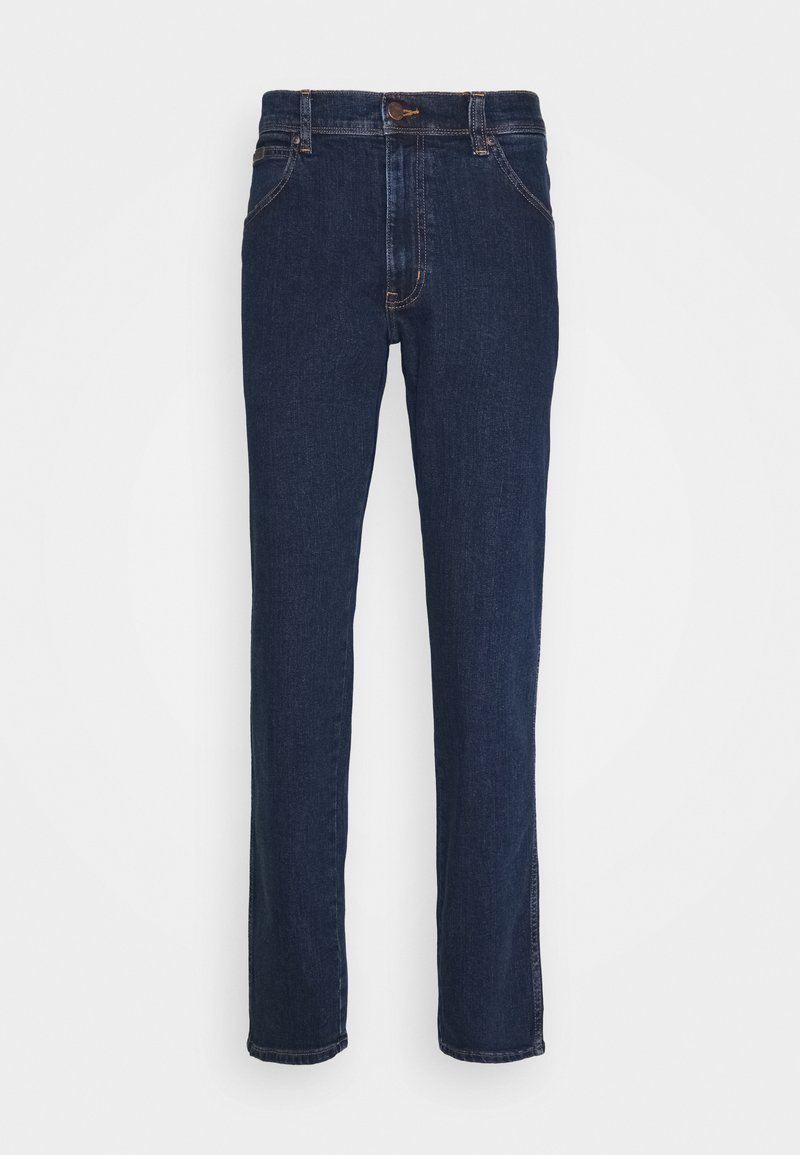 Wrangler - TEXAS TAPER - Relaxed fit jeans - blue storm