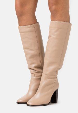 High Heel Stiefel - volga topo