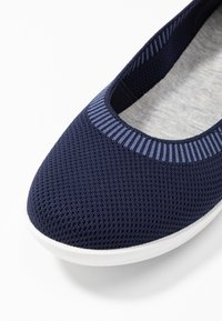 Cloudsteppers by Clarks - AYLA  - Ballet pumps - navy - 2