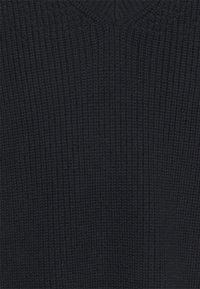 CLOSED - Pullover - black navy - 7