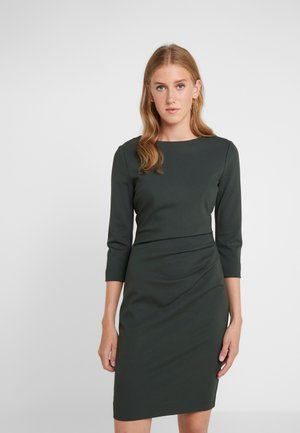 JOLIE  - Shift dress - forest green
