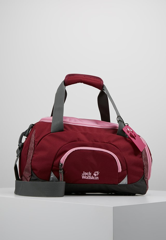 LOOKS COOL - Sports bag - rhododendron