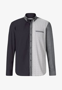SHIRTMASTER - BLACKGREYANDDOTS - Chemise - gray black patterned - 3