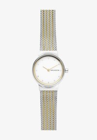 Skagen - FREJA - Montre - silver-coloured/gold-coloured - 1
