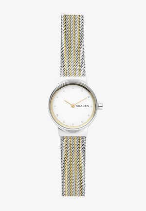 FREJA - Horloge - silver-coloured/gold-coloured