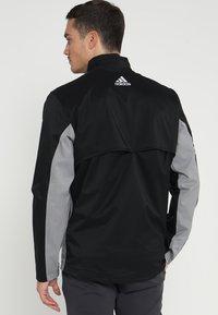 adidas Golf - CLIMAPROOF - Blouson - black - 2