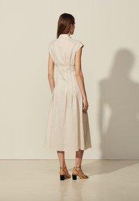 sandro - Maxi dress - ecru - 2