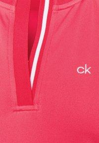 Calvin Klein Golf - VERDE SLEEVELESS - Print T-shirt - jete - 2