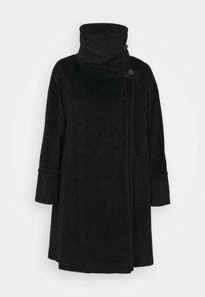 LIPSIA - Classic coat - nero