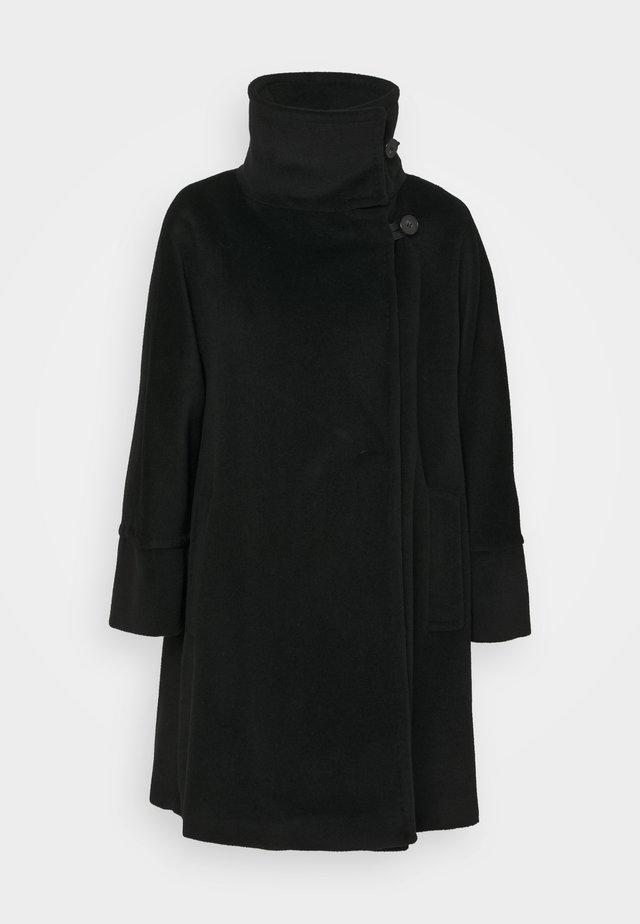 LIPSIA - Abrigo - nero