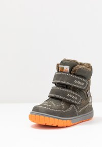 Lurchi - JAUFEN TEX - Winter boots - dark olive - 2
