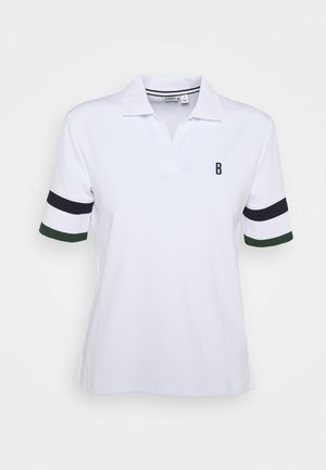 MAJA TENNIS - Polo shirt - brilliant white