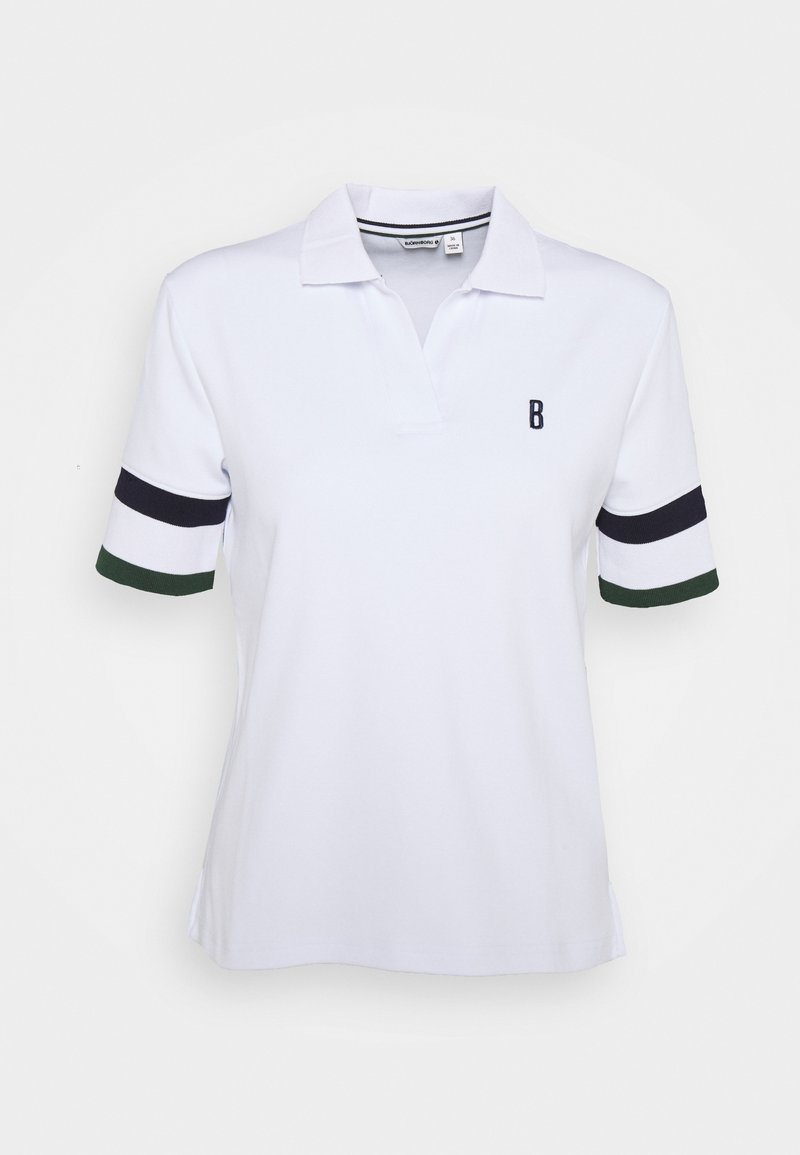 Björn Borg - MAJA TENNIS - Polo shirt - brilliant white