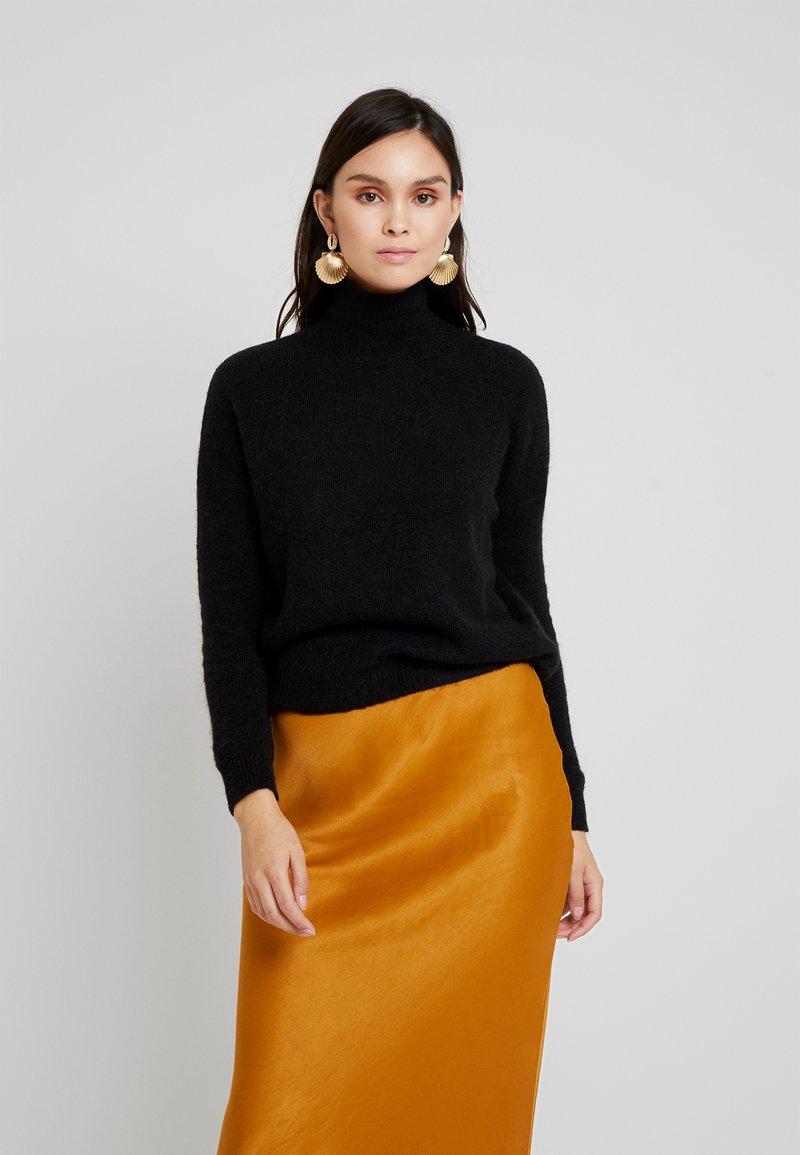 Moss Copenhagen - ROSE - Pullover - black