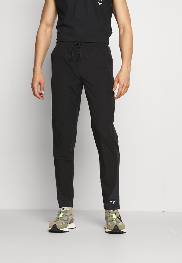 LIMITLESS TRACK PANTS - Tracksuit bottoms - grey