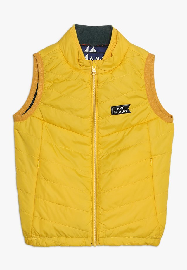 QUILTED REVERSIBLE BODY WARMER - Chaleco - bumble beach